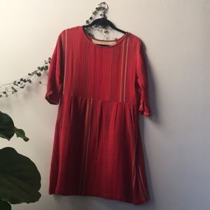 Ace & Jig Cotton Dress • Sz Medium